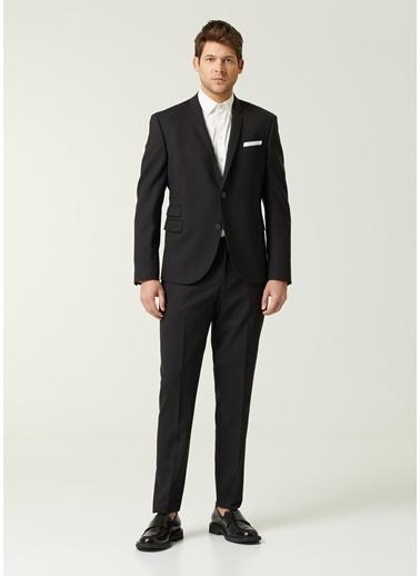 Neil Barrett Neil Barrett  Kelebek Yaka Takım Elbise 101633690 Siyah
